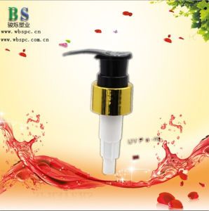 High Quality Plastic Lotion Pump Soap Dispenser Pump pictures & photos