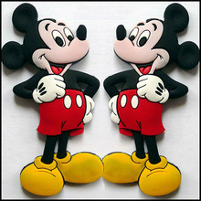 Wholesale Promotional Cartoon Soft Rubber Keychain pictures & photos