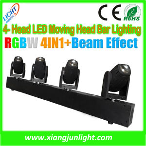 4X10W LED Moving Head Bar Four Head Beam pictures & photos