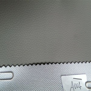 High Quality PVC Leather for Top Brand Car Seat (HS-PVC1613) pictures & photos