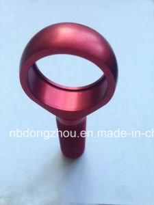 Anodizing Rod Ends in Aluminum