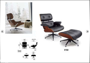Amazing Eames Hotel Leather Wooden Leisure Lounge Recliner Chair F5D 1 Machost Co Dining Chair Design Ideas Machostcouk
