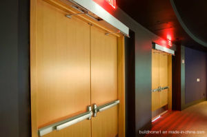 Best Price Guarantee High Class Emergency Steel Fire Rated Doors pictures & photos