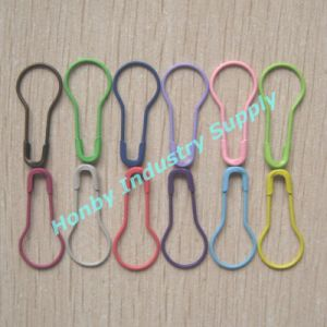 Wholesale 22mm Pear Shaped Safety Pin for Hanging Tags