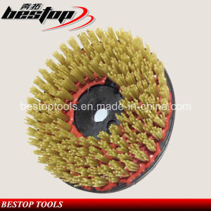D200mm Circular DuPont Brush for Cleaning pictures & photos