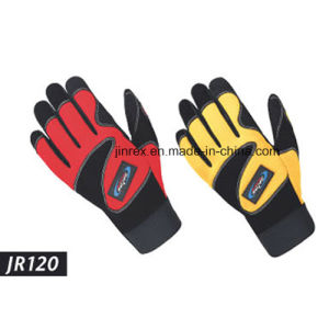 Mechanics Tool Construction Safe Hand Protect Glove pictures & photos