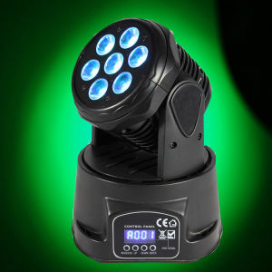 Competitive Price 10W RGBW Moving Head Wash Wedding Light