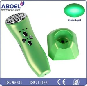 Rechargeable Handheld LED Light Therapy With Internal Battery And Sensor  Function