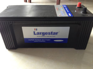 SLA Starting Automobile Maintenance Free Truck Battery (MF N120) pictures & photos