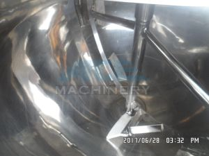 Agitator Cooking Machine Frying Pan (ACE-JCG-W5) pictures & photos