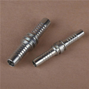 Double Connector Hydraulic Fitting Zinc Plated pictures & photos
