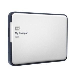 China Western Digital Wd My Passport Slim 1tb/2tb Portable