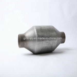 Universal Catalytic Coverter for 1.2L Gas Gasoline Engine Car and Motor Exhuast Parts pictures & photos
