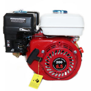 5.5/6.5/7/9/13/15HP 168/170/188/190 with OEM Colored Fuel Tank Gasoline Engine for Water Pump