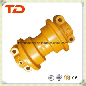 Excavator Spare Parts Daewoo Dh300 Track Roller/Down Roller for Crawler Excavator Undercarriage Parts