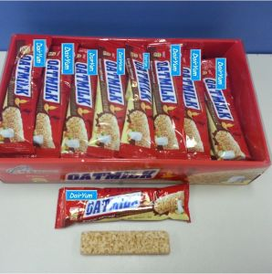 Oat Chocolate Rich in Fiber Suitable for School Students pictures & photos