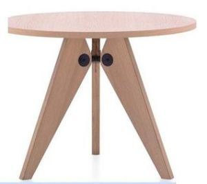 Modern Design Solid Wood Dinner Table pictures & photos