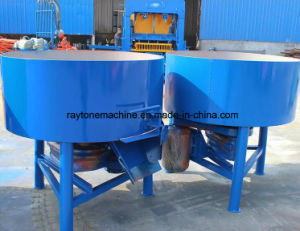 Interlocking Hydraulic Mobile Clay Brick Making Machine with Diesel Engine Qts1-20 for Sale pictures & photos