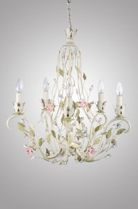Factory Top Sale Floral Chandelier