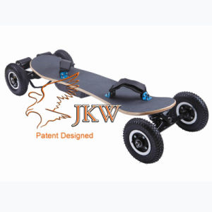 Electric Skateboard For Sale >> China Powerful 4 Wheels Standing Electric Skateboard With