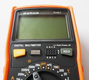 Electrical Digital Multimeter (KH61) with ISO Certified pictures & photos