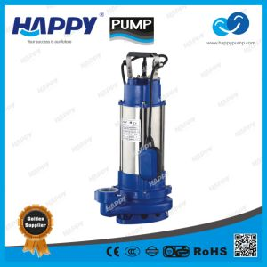 Submersible Sewage Vertical Pump (H1500F) pictures & photos