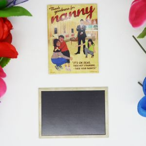 1.5mm Thick Strong Bronzing Fridge Magnet Promotion Gift pictures & photos