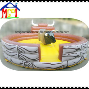 Inflatables Mechanical Crazy Bull Ride for Amusement Park pictures & photos
