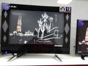 "19"" Hot Selling Design Gigital LED TV pictures & photos"
