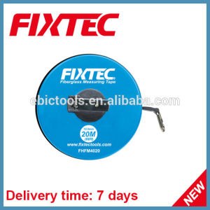 Fixtec Hand Tool Hardware 20m ABS Plastics Fiberglass Measuring Tape Measure Type pictures & photos