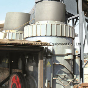 Sc Series High Perfomance Hydraulic Cone Crusher