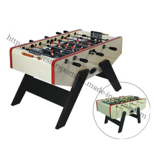 Popular New Soccer Table Baby Football Table Wholesale pictures & photos
