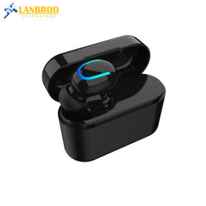 China Mono Super Small Invisible Wireless Bluetooth Earpiece Ipx5 Waterproof Universal Fit For Both Left Right Ear China Bluetooth Earphone And Wireless Earphone Price