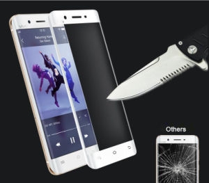 3D Curved Surface Full Covered Explosion-Proof Shatterproof Tempered Glass for Vivo Xplay5