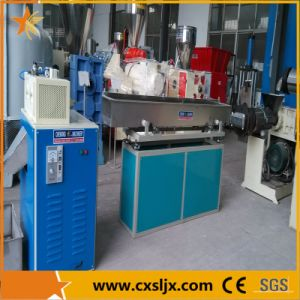 Noodle Cutting Plastic Granulating Machine for Pet PE PP pictures & photos