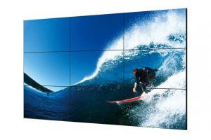 55inch LCD Display Video Wall with 3.5mm Bezel P5539 pictures & photos