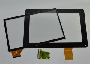 Industrial Grade 10.1inch Customized Capacitive Touch Screen