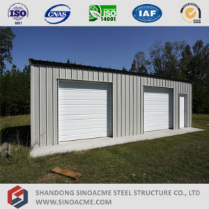 Sinoacme Prefabricated Light Steel Structure Car Garage pictures & photos