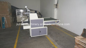 Manual Window Water Based Laminating Machine for Paper with Hole pictures & photos