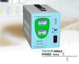 Ce Approved AVR 2kVA Small Power Automatic Voltage Regulator