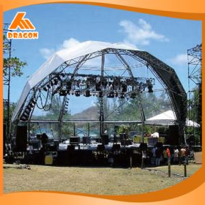 on Sale Aluminum Lighting Truss, Aluminum Stage Truss pictures & photos