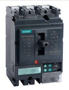 Sdm6 LCD MCCB Circuit Breaker pictures & photos