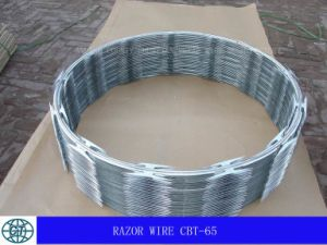 Razor Wire---Hot-Dipped Galvanized, High Carbon Steel Material pictures & photos