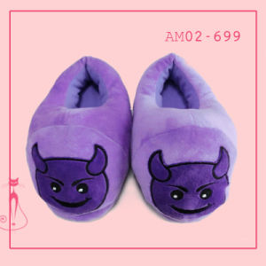 Woman Animal Emoji Indoor Slippers Shoes Footwear pictures & photos
