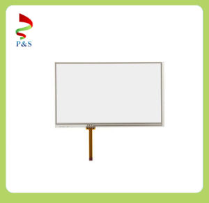 7 Inch Four Wire Resistive Touch Screen with Stable/Long Life pictures & photos