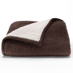 Micro Soft Double Layer Warm Sherpa Blanket