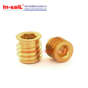 Highly Resistance Self-Tapping Insert Nut pictures & photos