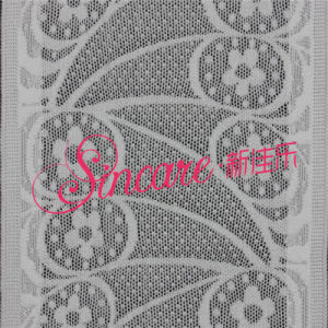 Nylon Spandex Trimming Lace Fabric for Lady Briefs