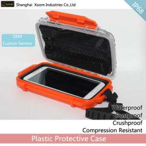 with DIY Foam Outdoor Gadgets Storing Case Hard Disk Protective Case