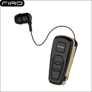 High Quality Bluetooth Earphone Stereo Bluetooth Earbud Retractable Bluetooth